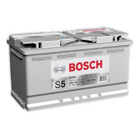 Startovací baterie BOSCH Silver S5 77Ah