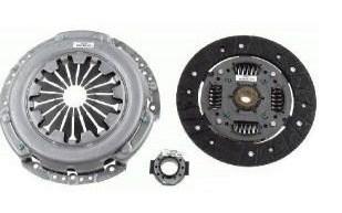 Spojková sada 2.4, 2.8, Audi A4, A6, Superb, Passat