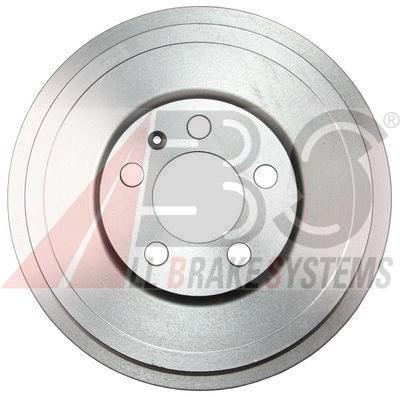 Zadní brzdový buben Škoda Octavia, Roomster 1J0609617B