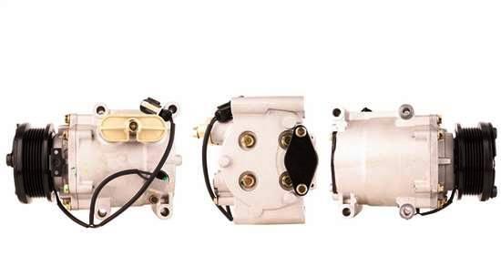 Kompresor klimatizace nový, Ford Fiesta, Focus, Fusion, Mondeo, Tourneo, Transit TYP: Visteon