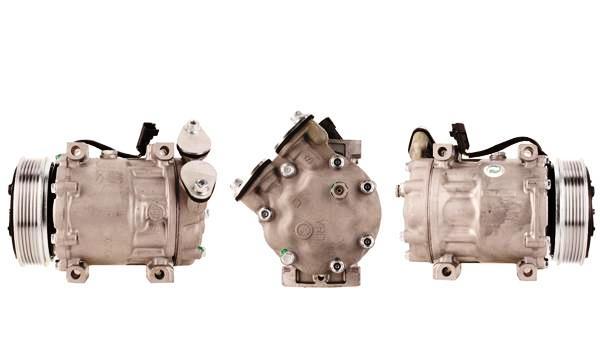 Kompresor klimatizace nový, Ford Focus, C-Max, Volvo, Mazda 3 TYP: Sanden