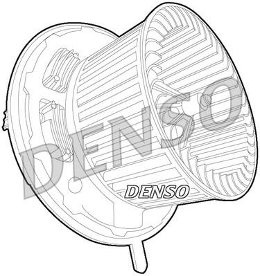Vnitřní ventilátor topení Bmw E81, E82, E88, E90, E91, E92, E93