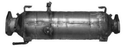 Filtr pevných čístic DPF s katalyzátorem Iveco Daily 2,3 HTP, 3.0 HTP
