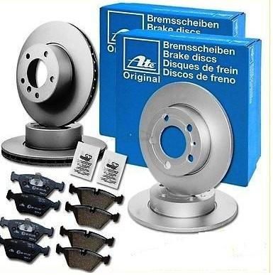 Brzdový set ATE Octavia, Audi A3, Seat Leon, Toledo, VW Bora bez snímače opotřebení