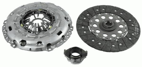 Spojková sada Mazda 2.0 MZR-CD, 2.0CD, 2.0DI