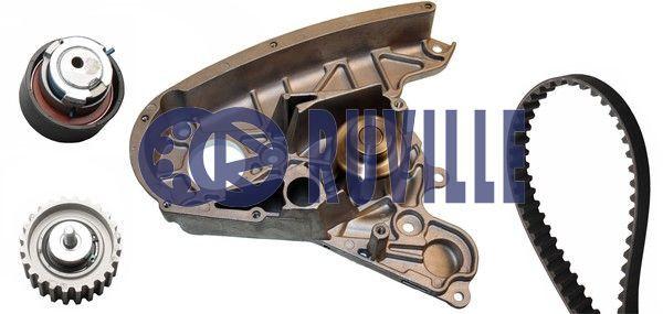 Rozvodová sada, vodní pumpa Fiat Ducato 2.3 JTD, 2.3D, Iveco Daily