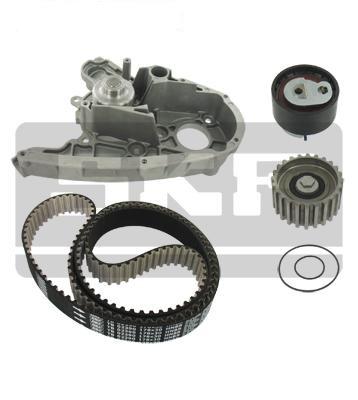 Rozvodová sada, vodní pumpa Fiat Ducato 2.3 JTD, 2.3D, Multijet, Iveco Daily
