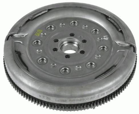 Dvouhmotový setrvačník SACHS 2.0 TDI 100kW, 103kW, 81kW