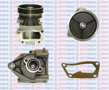 Vodní pumpa Fiat Brava, Bravo, Marea, Multipla, Palio 1.6 16v s krytem + těsnění