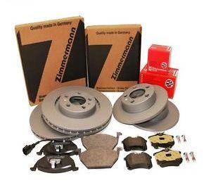 Brzdové kotouče, desky Zimmermann Octavia, Audi A3, Seat Leon, Toledo, VW Bora od 09/2000