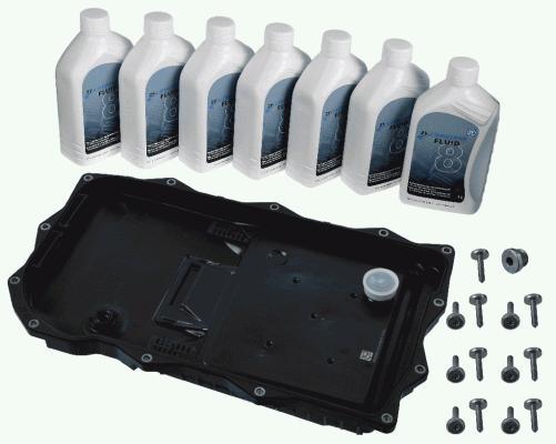 Výměnu oleje v automatické převodovce Bmw, GA8HP45Z, 24118612901