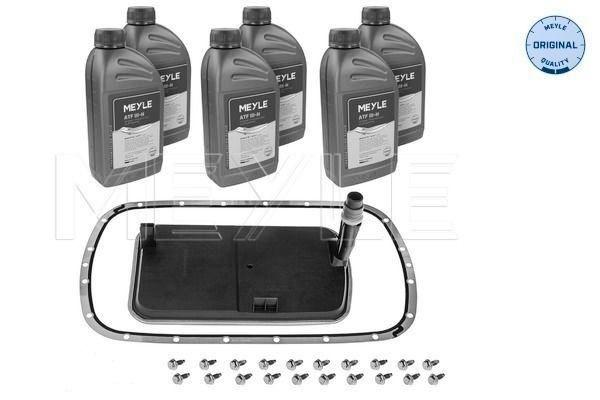 Filtr automatu Bmw E46, E39, olej do autické převodovky Bmw GM