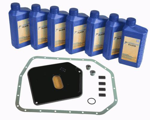 Sada na výměnu oleje v automatické převodovce, Bmw E39, E38, X5 E53, 5HP24