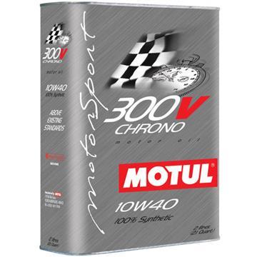 Motul 300V CHRONO 10W-40 2L New