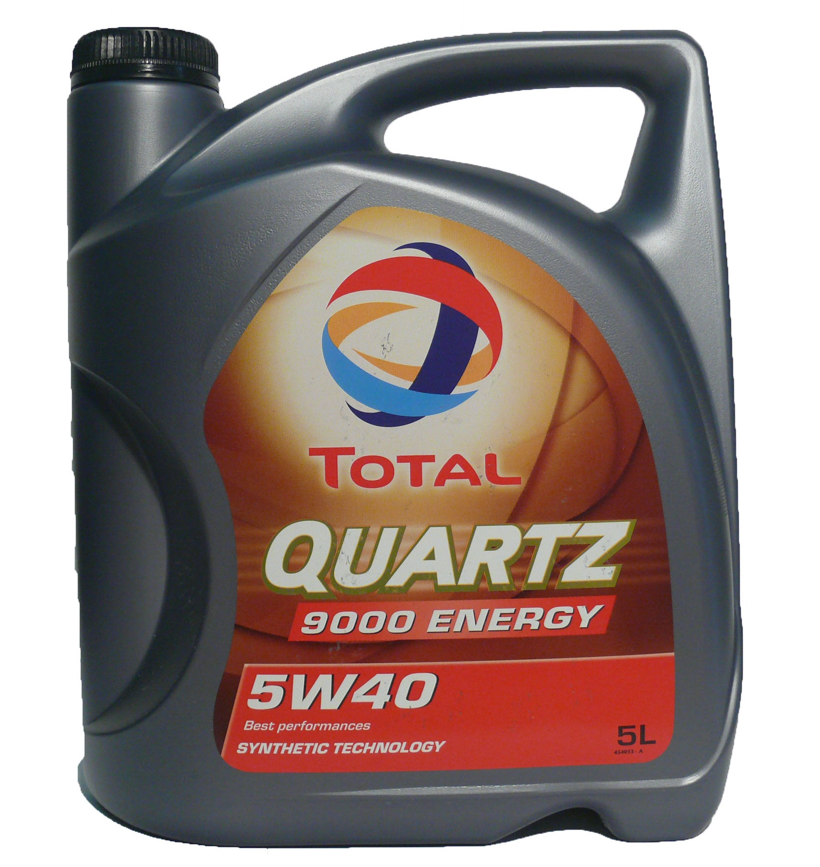 Total Quartz Energy 9000 5W-40 5L plně syntetický motorový olej 5L