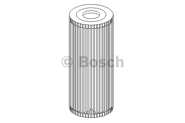 Olejový filtr Bosch 1.9 TDI, SDI, 2.0 TDI Bosch