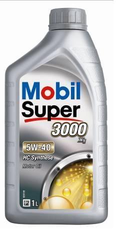 Motorový olej Mobil 5w-40, plná syntetika, syntetický olej, 5W-40