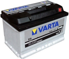 Varta Black Dynamic 70 Ah, Varta Brno