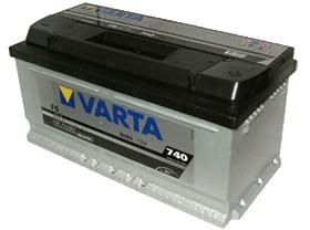 Varta Black Dynamic 88 Ah, Varta Brno