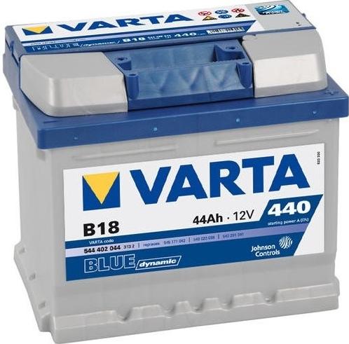Varta Blue Dynamic 44 Ah 12v 44 Ah 440 A