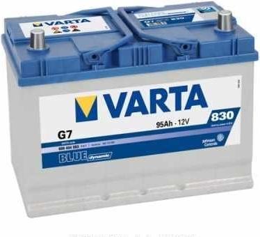 Varta Blue Dynamic 95 Ah
