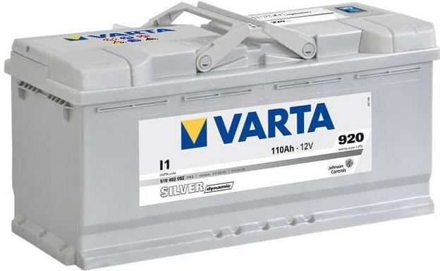 Varta Silver Dynamic 110 Ah 12v 110 Ah 920A