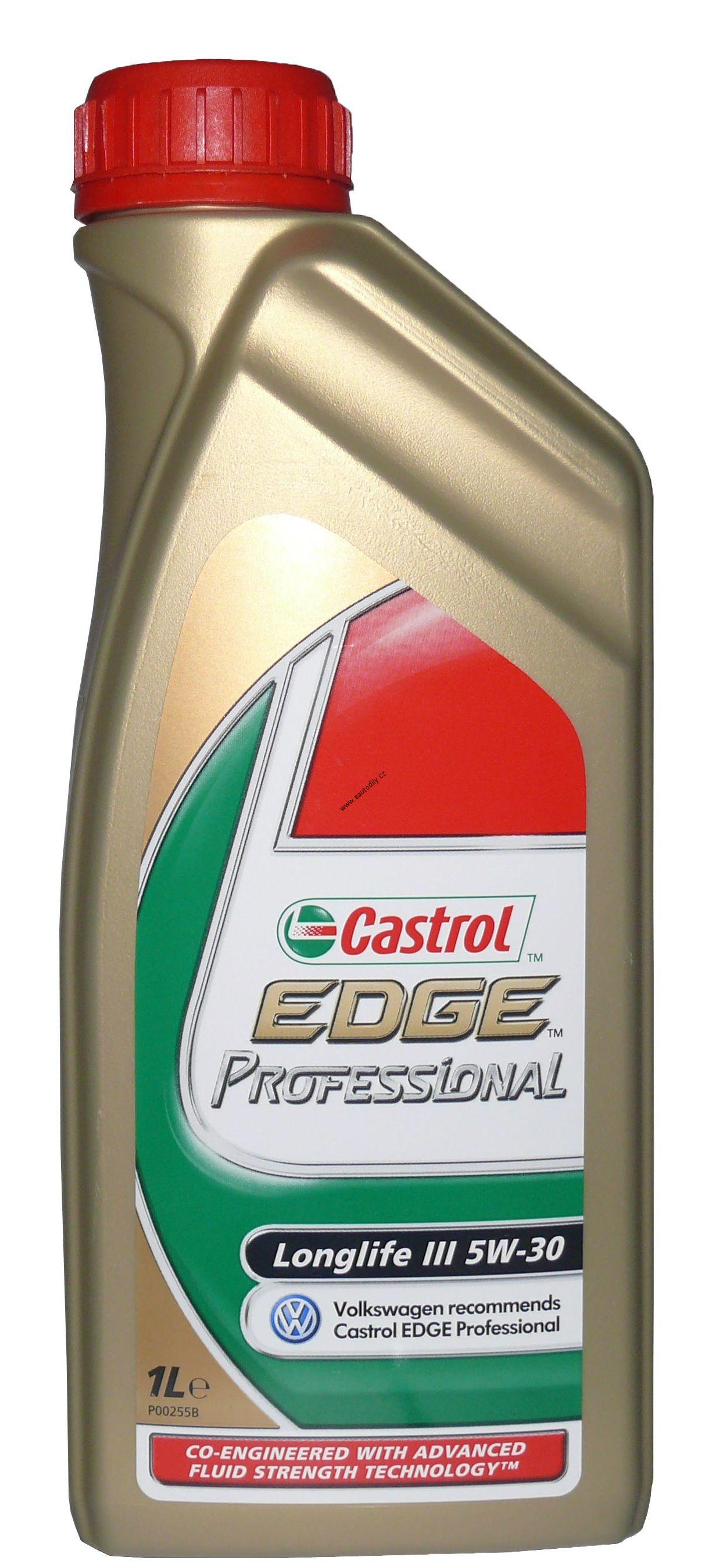 castrol 5w 30 edge professional long life iii. Black Bedroom Furniture Sets. Home Design Ideas
