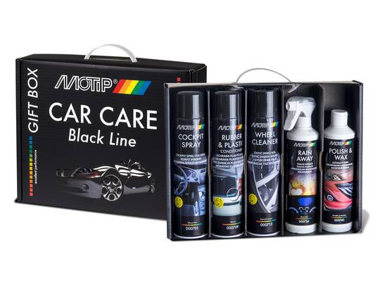 Sada autokosmetiky MOTIP Car Care