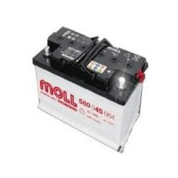 Autobaterie Moll 44 Ah 360 A