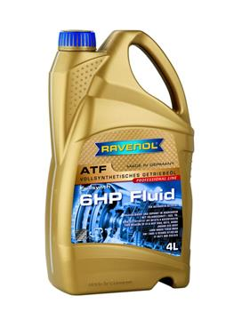 Ravenol ATF 6HP Fluid 4L