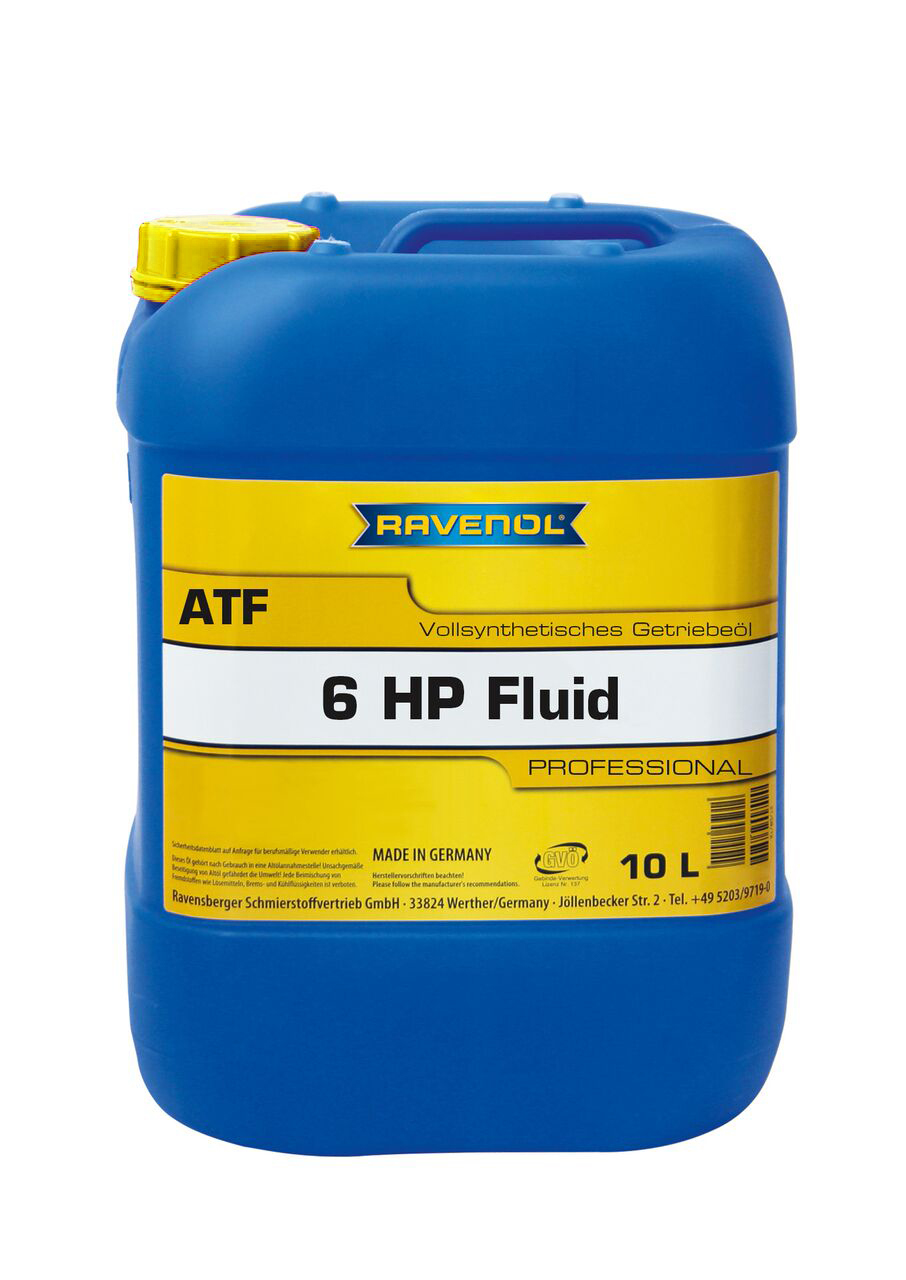 Ravenol ATF 6HP Fluid 10L
