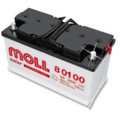 Autobaterie Moll Extra Power 180 Ah 1000 A
