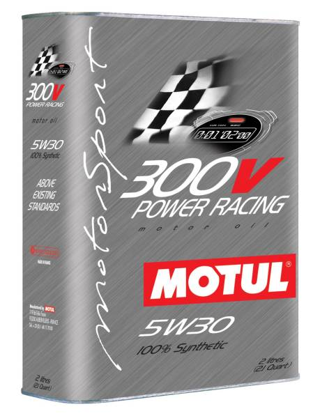 Motul 300V 5W-30 Power Racing 2L