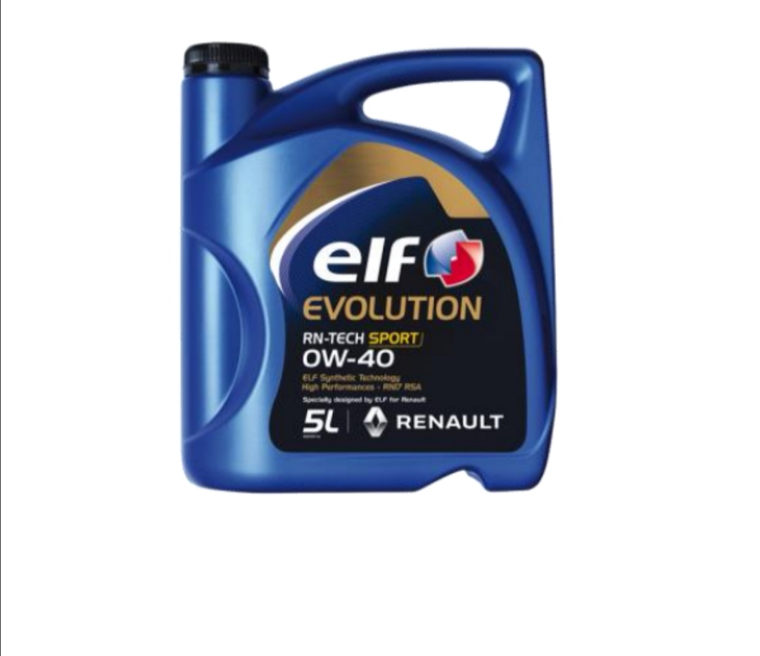 Elf Evolution RN Tech Sport 0W40, 5l