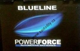 Autobaterie Powerforce 45 Ah 390A 12v