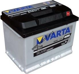 Varta Black Dynamic 56 Ah