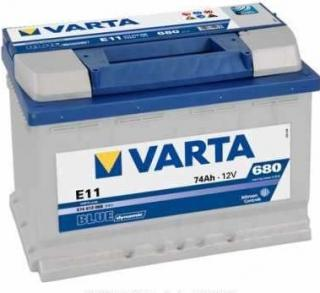 Varta Blue Dynamic 74 Ah