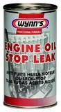 Engine Oil Stop Leak, utěsňovač motoru, aditivum do oleje, wynns