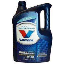 Valvoline Durablend Diesel 5W40 5L