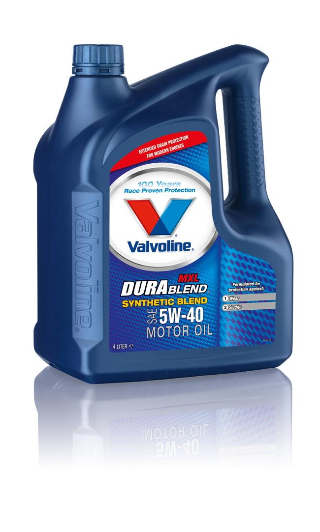 Valvoline Durablend MXL 5W40 4L