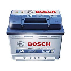 Startovací baterie BOSCH S4 74Ah 12V, 74 Ah, 680 Ah