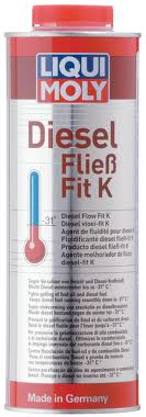 Aditivum Diesel Liqui Moly, aditivum do nafty, přísada do nafty