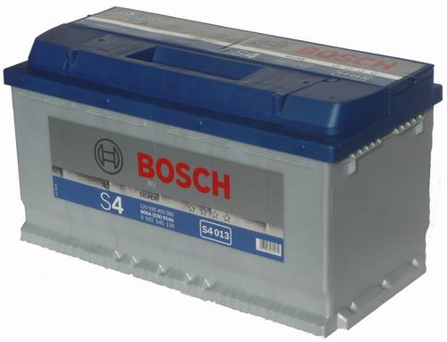 Startovací baterie BOSCH S4 95Ah