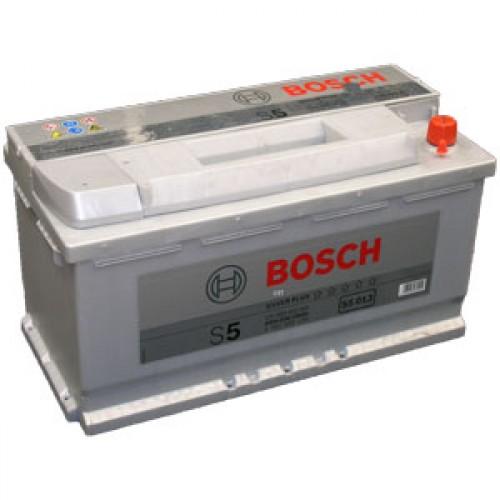 Startovací baterie BOSCH Silver S5 100Ah