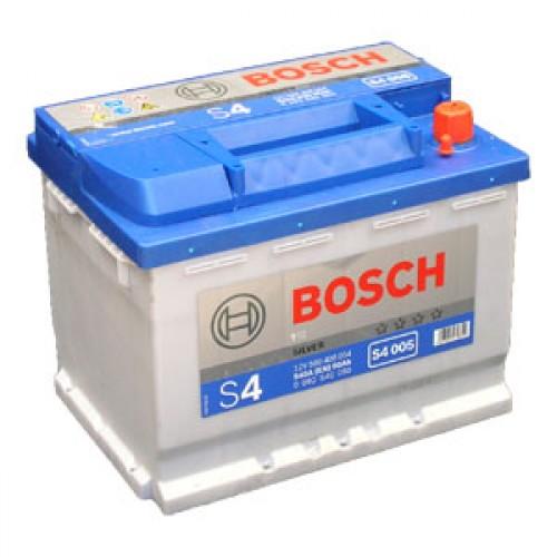 Startovací baterie BOSCH S4 60 Ah