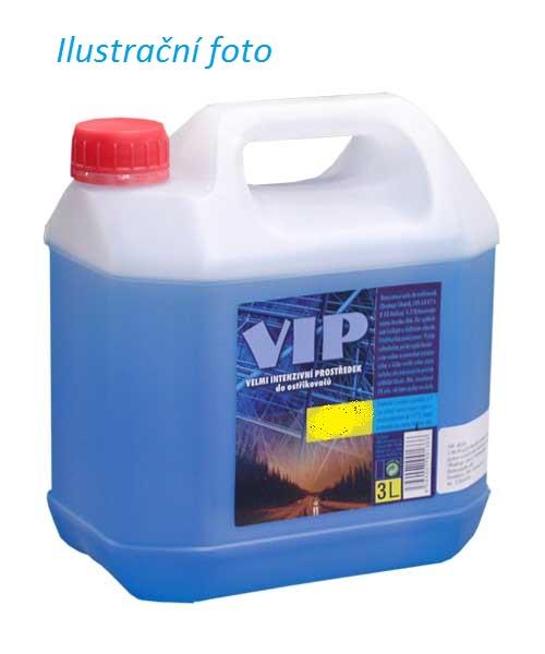 Kapalina do ostřikovačů VIP -80 3L - 80 (zimní) 3L
