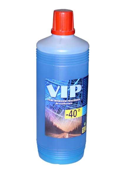 Kapalina do ostřikovačů VIP -40 1L - 40 (zimní) 1L