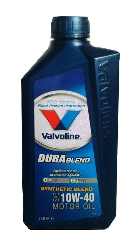 Valvoline Durablend 10W40 1L Polosyntetický motorový olej 1L