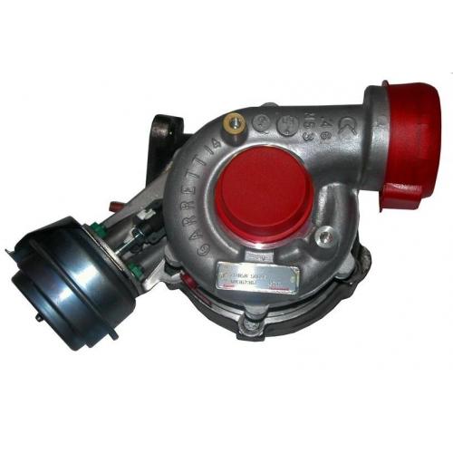 Nové turbodmychadlo 1.9 TDI 96 KW + 2.0 TDI 103 KW Audi, Škoda, VW, Seat