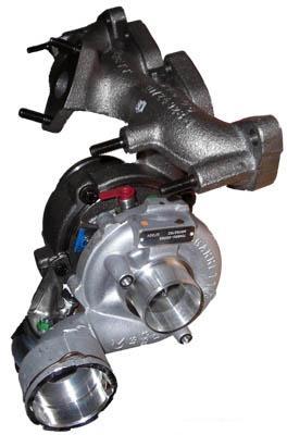 Nové turbodmychadlo 2.0 TDI 77/100/103 Kw Audi, Škoda, Vw, Seat originální díl